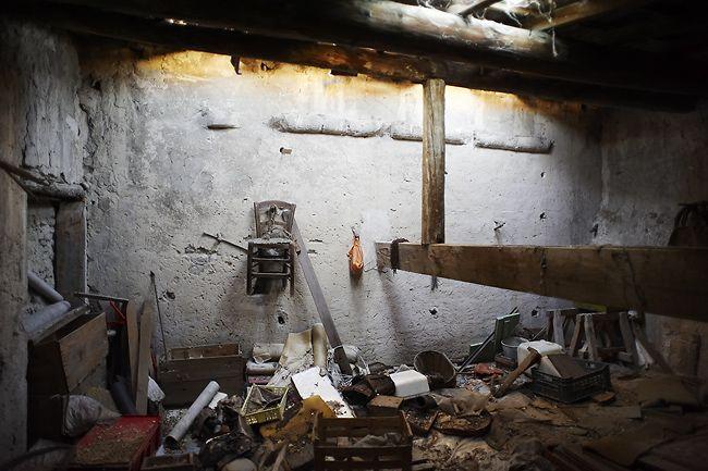 Le pirate voir le sujet pourri d laiss s urbains - Rever d une vieille maison ...